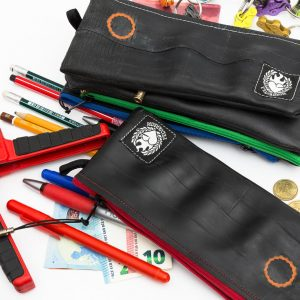 Recycled Pencil Cases